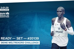 Berlin Marathon 2020 light: Diese Staffel bricht Eliud Kipchoges Weltrekord - MYLAUF