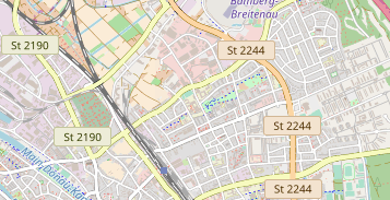 Karte Bamberg.Uni Lauf Bamberg Lauf In Deutschland