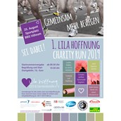 Lauf - 1. Lila Hoffnung Charity Run
