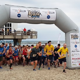 Lauf: Start - Beach Fun Run SELLIN